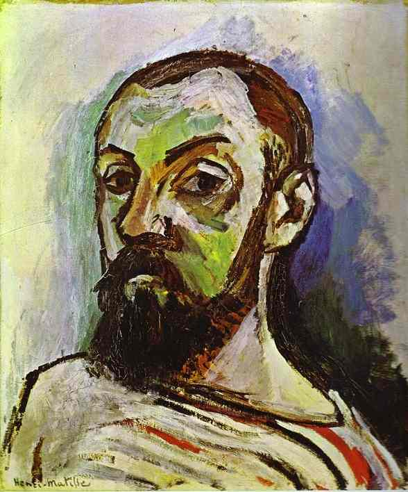 Matisse self portrait