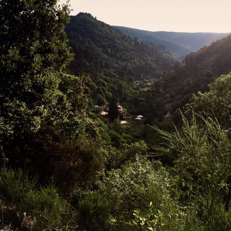 View of Mas Pinet