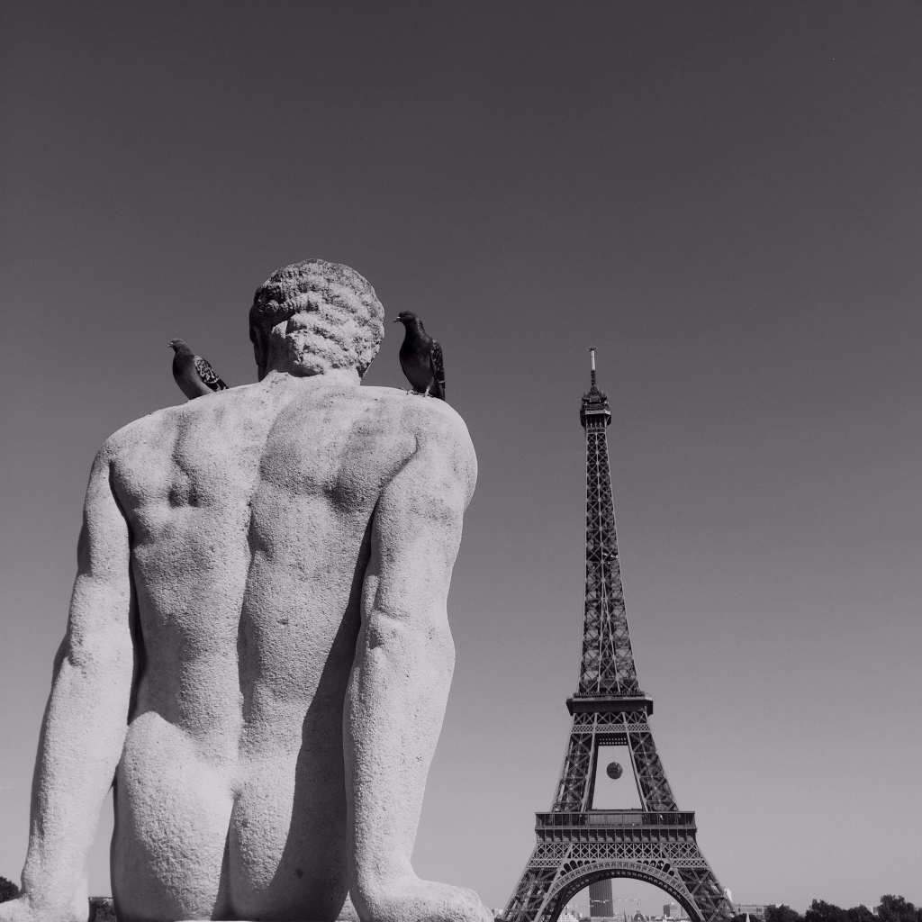 Paris from another angle