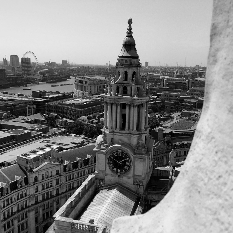 The view from the Dome of Saint Paul's